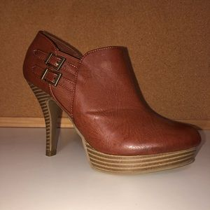 Unlisted Brown Ankle Short Boots
